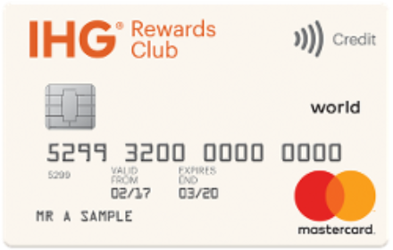 Check Eligibility for the IHG® Rewards Club Credit Card